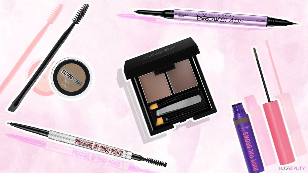 The Most Underrated Eyebrow Products on the Market