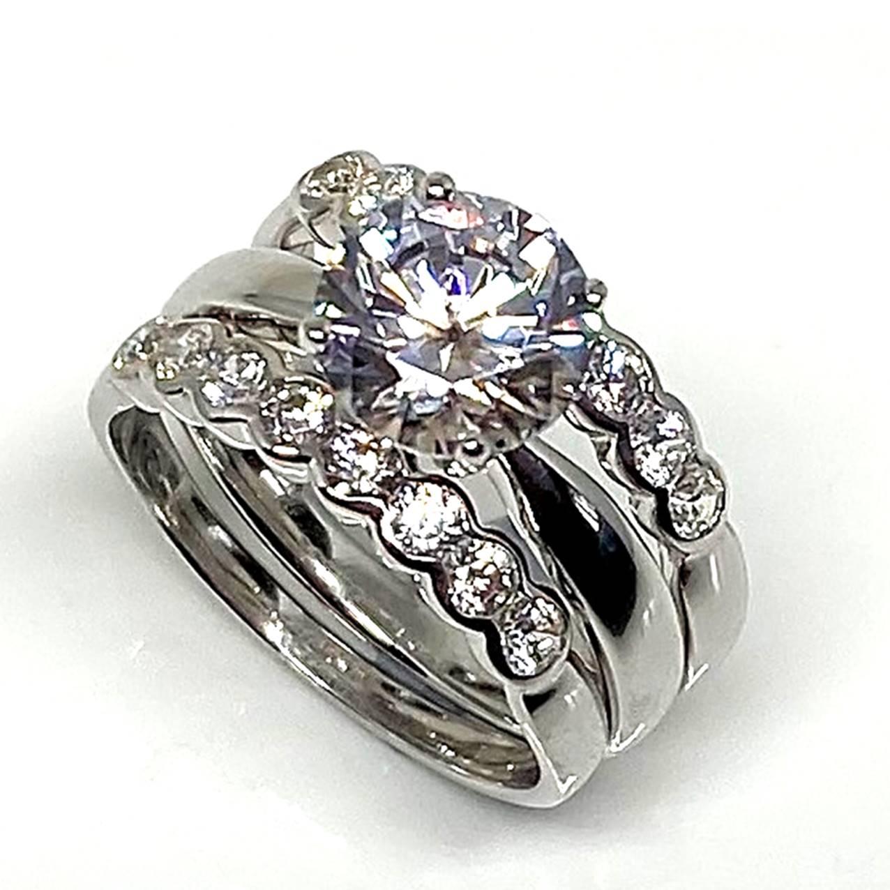 Buy Dummy Engagement Ring Online